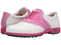 Ecco Classic Golf Hybrid Ii White Candy Women's Golf Shoes