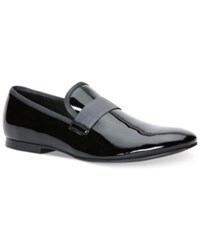 Calvin Klein Nemo Patent Leather Loafers Men's Shoes