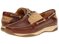 Sperry Gold Billfish W Asv Dark Brown Tan Men's Slip On Shoes