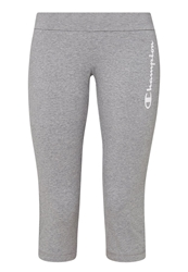 Champion 3 4 Sports Trousers Mottled Grey