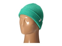 Coal The Frena Solid Heather Mint Beanies Green