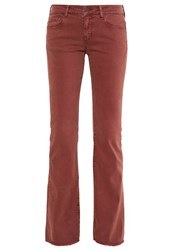 Cimarron Gloria Bootcut Jeans Brownie Rose