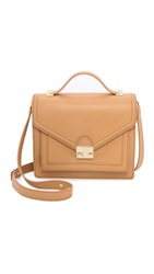 Loeffler Randall Medium Rider Bag Natural
