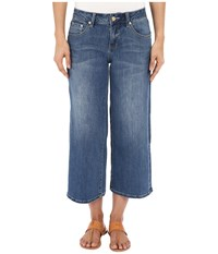 Jag Jeans Linden Wide Leg Crop Union Blue Women's Jeans