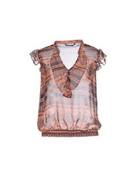 Anonyme Designers Blouses Brown