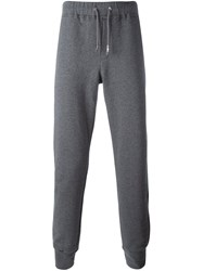 Eleventy Tapered Track Pants Grey