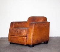 Shop Sit And Read Deco Club Chair