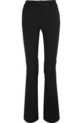 Moncler Grenoble Stretch Twill Ski Pants Black