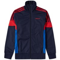 Adidas Challenger Track Top Blue