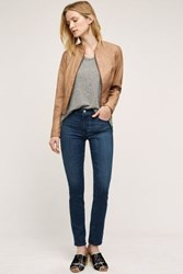 Anthropologie Ag Prima Cigarette Jeans Dark Denim