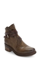 A.S.98 Women's Norman Buckle Strap Boot