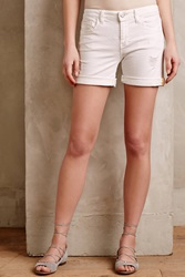 Pilcro Stet Roll Up Denim Shorts