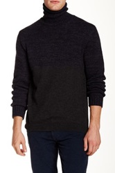 Ports 1961 Cashmere Turtleneck Sweater Gray