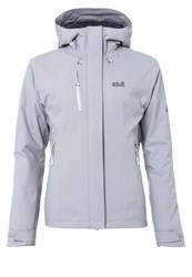 Jack Wolfskin Troposphere Down Jacket Alloy Light Grey