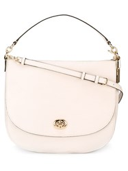 Coach Hobo Shoulder Bag Nude And Neutrals