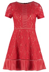 Oasis Summer Dress Coral Apricot