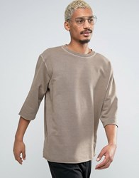 Weekday Raw Sweater Oversized 14 304 Beige