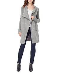 Phase Eight Byanca Zip Sweater Grey