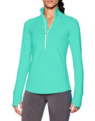 Under Armour Solid Long Sleeve Top Crystal