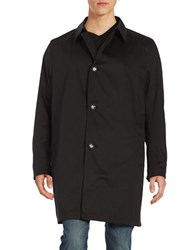 Bugatti Button Front Jacket Black