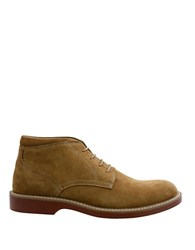 G.H. Bass Plano Suede Chukka Boots Taupe