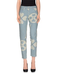 Moschino Couture Jeans Blue