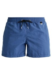 Hom Marina Beach Swimming Shorts Indigo Dark Blue