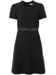 Burberry London Studded Dress Black