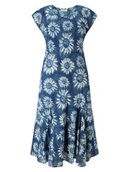 East Sunflower Anokhi Dress Indigo