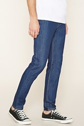 Forever 21 Clean Slim Fit Jeans