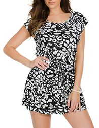Miraclesuit Bold Print Coverup Dress