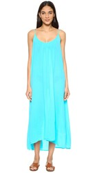 9Seed Tulum Cover Up Dress Ocean