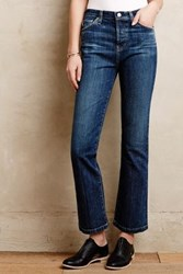 Anthropologie Alexa Chung For Ag Revolution Boyfriend Jeans Medium Indigo 28 Denim