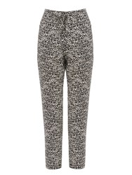 Wallis Printed Jogger Trouser Multi Coloured