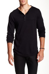 Ezekiel Wing Man Henley Black