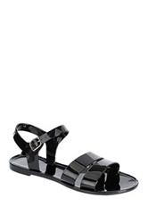 Refresh Cosma Double Strap Sandal Black