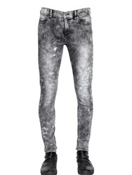 Cheap Monday 15.5Cm Skinny Washed Stretch Denim Jeans