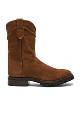 Yuketen Botas Brown