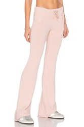 Wildfox Couture Flare Pant Pink