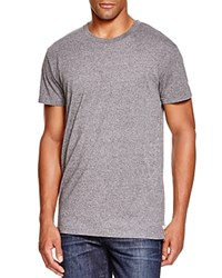 Sovereign Code Messenger Side Zip Tee Grey