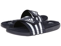 Adidas Adissage New Navy White Shoes