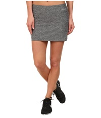 Bench Active Skort Stormcloud Marl Women's Skort Gray