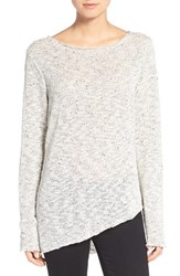 Strom Women's 'Carr' Asymmetrical Hem Sweater
