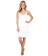 Scully Summer Wow Them Party Dress White Women's Dress