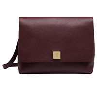 Mulberry Freya Satchel Oxblood