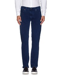 Michael Bastian Trousers Casual Trousers Men Blue
