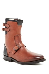 Ted Baker Decola Faux Fur Lined Zip Boot Brown