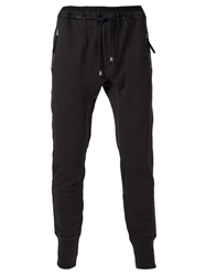 Unconditional Fitted Sweatpants Grey