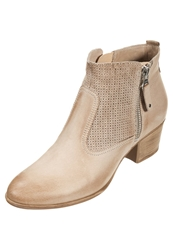 Pier One Ankle Boots Onix Beige