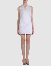 Phard Dresses Short Dresses Women White